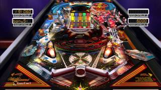 Williams Pinball Classics (video 2) (Playstation 3)