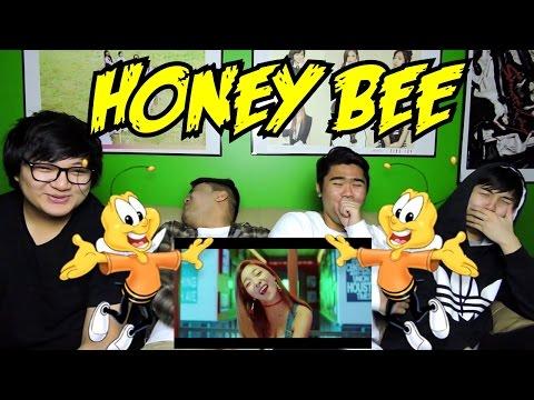 Free Download Luna, Hani & Solar -  Honey Bee Mv Reaction (funny Fanboys) Mp3 dan Mp4