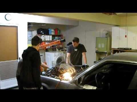 BMW 325i e30 Manual Transmission Swap