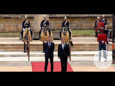 Visita de Estado del Presidente de la República Argentina, Mauricio Macri - 15 de junio de 2016