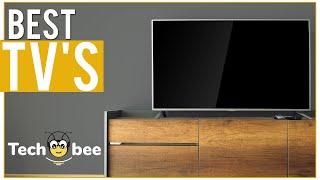 TOP 6: Best TVs   - Tech Bee 🐝