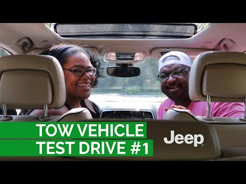 Our New Tow Vehicle? Review of Jeep Grand Cherokee