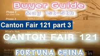 121 2017 Canton Fair Canton Fair exhibition Business with China, China