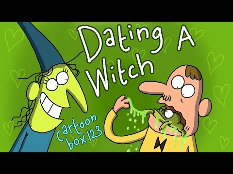 Dating A Witch | Cartoon Box 124 | by FRAME ORDER | Hilarious funny new CARTOON BOX episode
