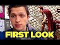 Spider-Man Far From Home MYSTERIO REVEALED! (Jake Gyllenhaal First Look!)