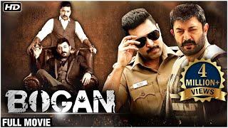 Bogan Hindi Dubbed Full Movie | Arvind Swamy, Jayam Ravi, Hansika | South Dubbed Prabhu Deva Movies