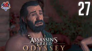 Assassin's Creed Odyssey | Dificultad Pesadilla | #27 El simposio de Sócrates