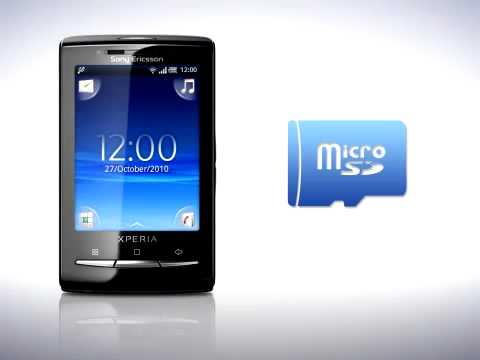 Passo a Passo Atualização Sony Ericsson Xperia™ X10 mini e X10 mini pro