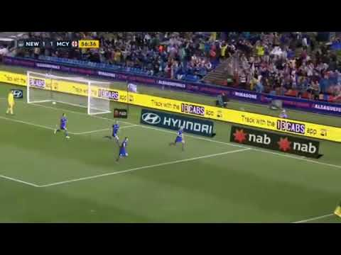What a goalzalo by Riley McGree