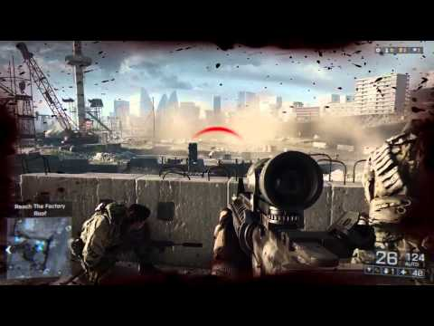 Battlefield 4:  17 Minutes Gameplay