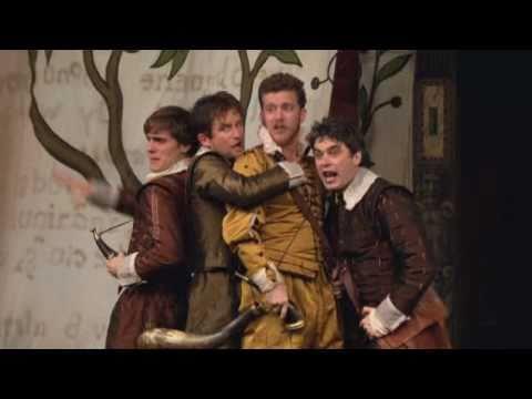 Shakespeare: Love's Labour's Lost (Globe)