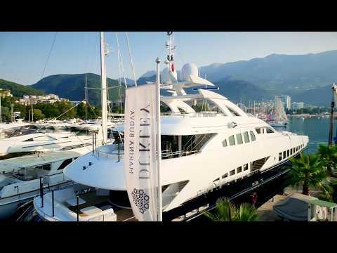 Dukley Marina - Yacht-Club in Budva, Montenegro