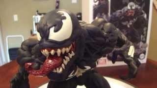 Venom Unbound fine art Statue from Kotobukiya sculpted by Erick Sosa