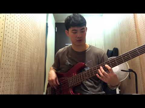 Bass Cover [Come Down] by Anderson & The Free Nationals : NPR Music Tiny Desk Concert