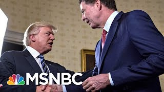President Donald Trump Tweets: Jim Comey Is A 'LEAKER' And 'LIAR' | Morning Joe | MSNBC