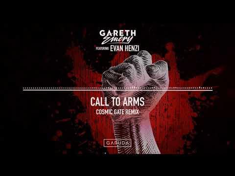 Gareth Emery feat. Evan Henzi - Call To Arms (Cosmic Gate Remix)