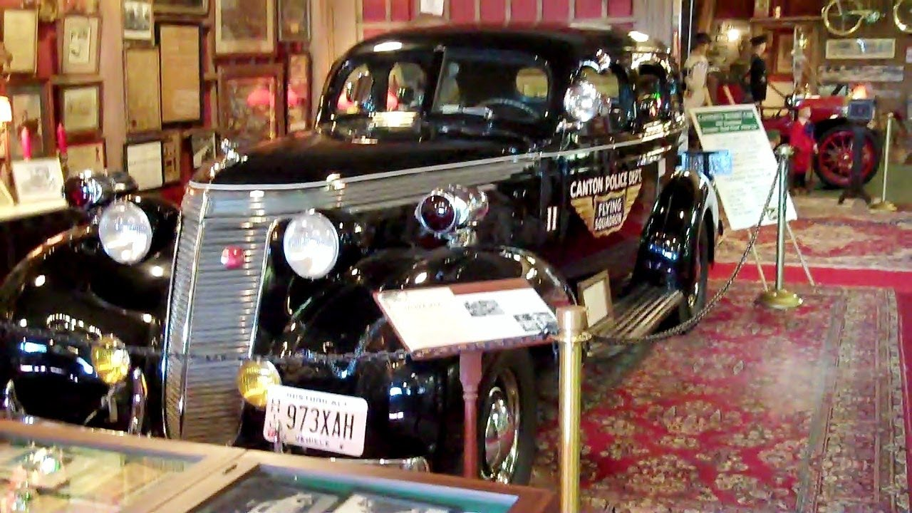 1937 Studebaker Armored Police Car Youtube