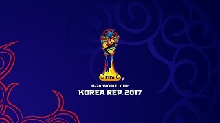 Get Ready for the FIFA U 20 World Cup Korea Rep. 2017!!