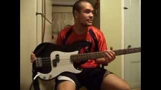 Should you play the bass guitar?