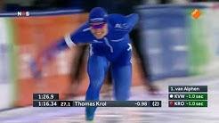 Koen Verweij 1500m - 1:45.07. NK Afstanden 2018