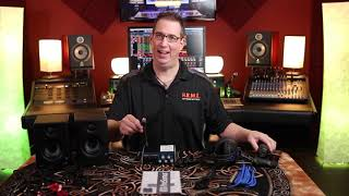 Recording in Studio One Made Easy: The Gear