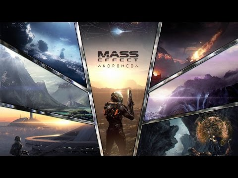 1 Hour Mass Effect Andromeda Main Menu Music