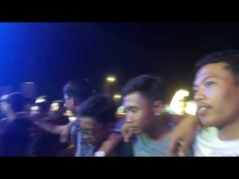 Rajawali ingkar janji - di radio cover . Live kuta beach festival 2018