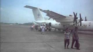 BERJAYA AIR @ SELETAR AIRPORT