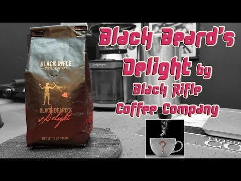 90 SECOND COFFEE REVIEW - Black Beard's Delight by Black ...