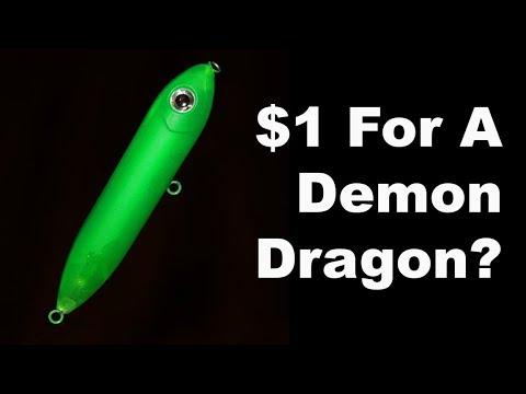 Demon Dragon for ONE DOLLAR??