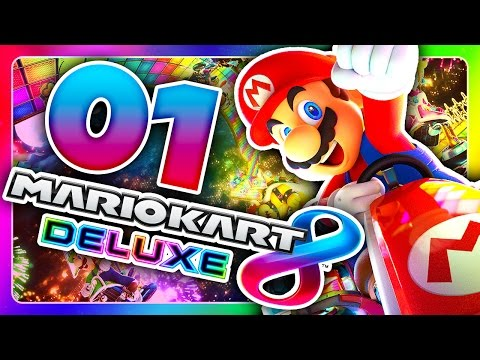 FAMILIENFREUNDLICH! 🌟 #01 • Let's Play Mario Kart 8 Deluxe