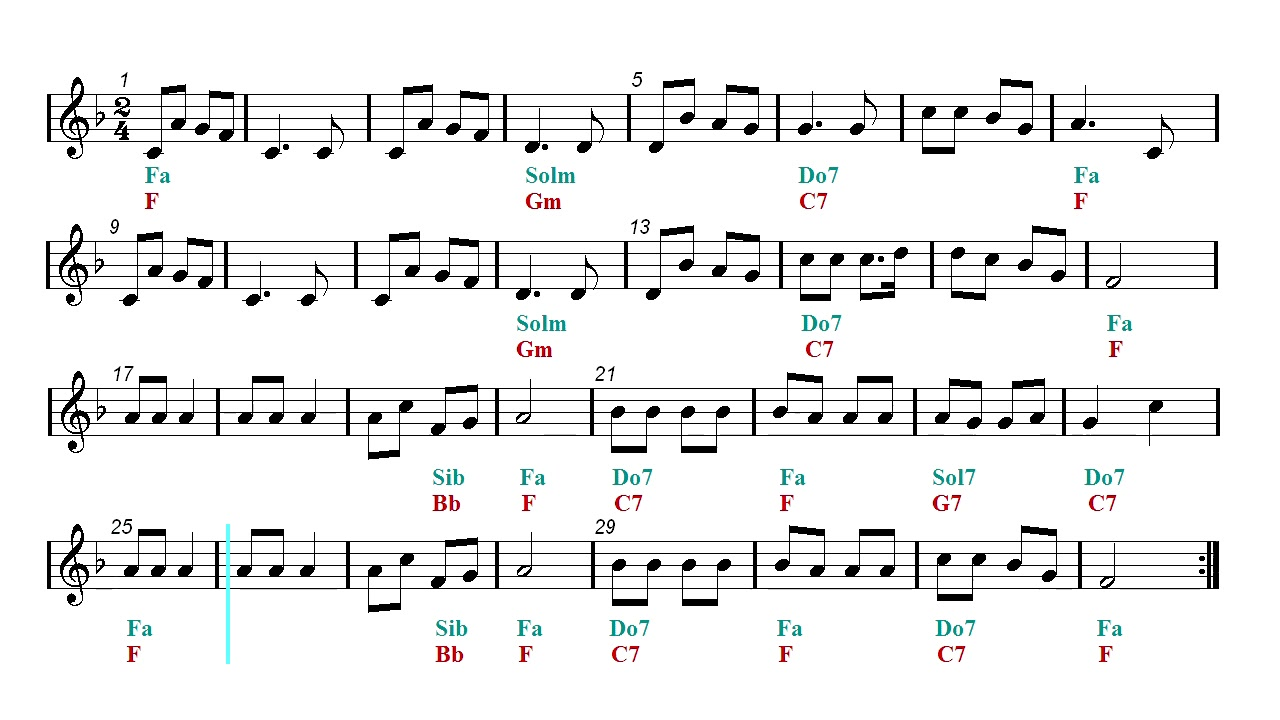 play along jingle bells christmas song sheet music guitar chords youtube. Black Bedroom Furniture Sets. Home Design Ideas
