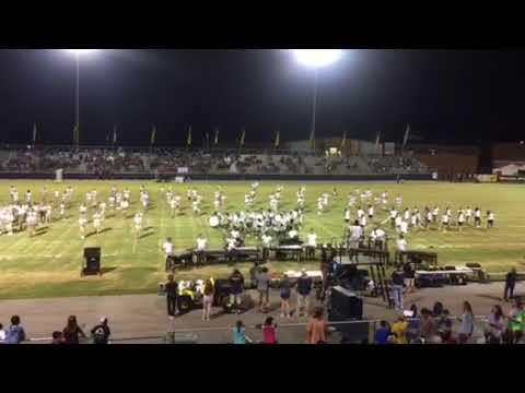 "Buckhorn High School Marching Band Premiere of ""Run"" 2017"