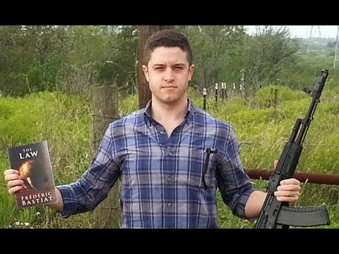 Cody Wilson - Pioneering 3D printing guns