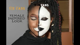 Gambar cover YIN YANG FEMALE INSPIRED WEEK | MAKEUP BY DENNIS | BEAUTY BOOTH