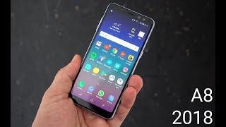Samsung Galaxy A8 2018 im Test | deutsch