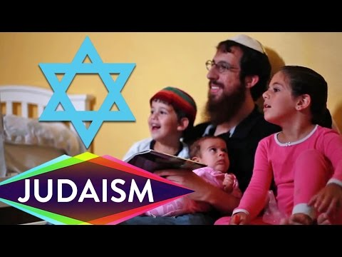 Lunch & L'Chaim with a Jewish Rabbi | Have a Little Faith with Zach Anner