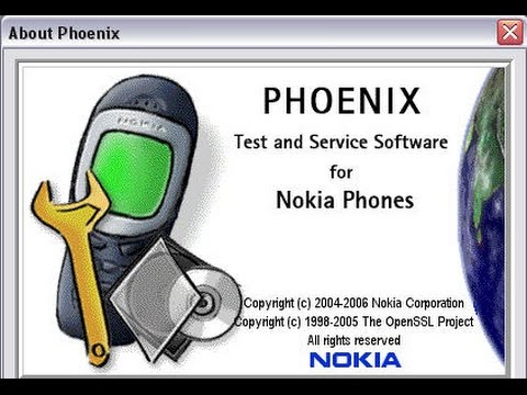 How to Flash All Nokia Mobile using Phoneix