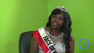 Face of Kenya USA winner's love for charity