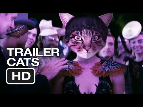 The Hunger Games: Catching Fire - OFFICIAL TRAILER CATS (2013) Jennifer Lawrence Movie Parody HD