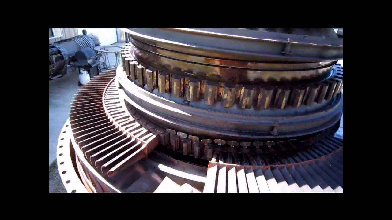 Turbine blading Turbine Engines A Closer Look