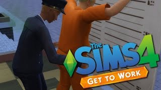 DETECTIVE DEATH - The Sims 4 - Get To Work #4