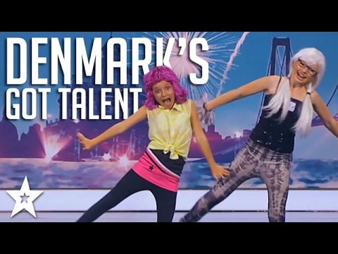TOP AUDITIONS on Denmark's Got Talent 2017 | Week One