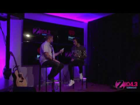 Liam Payne Plays 'The Whisper Challenge' at Z1043