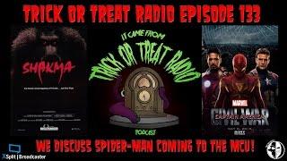 Trick or Treat Radio Episode 133 - Sensational Shak-Ma