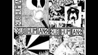 Subhumans- Religious Wars
