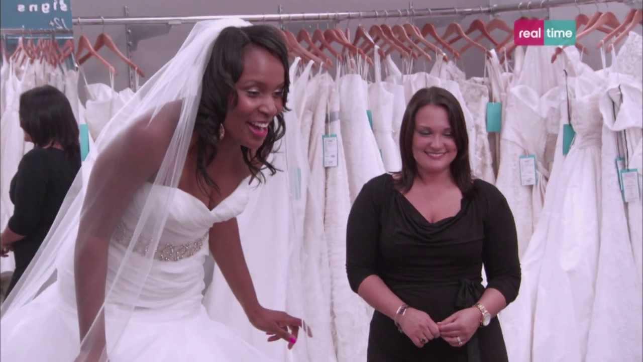 Abito da sposa cercasi Outlet | Real Time | prima stagione