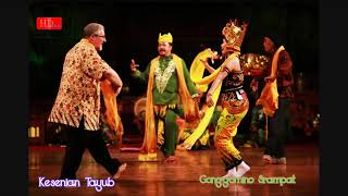 Gonggomino Srampat Tayub Kreasi
