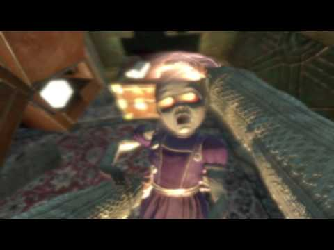 BioShock 1 Remastered saving the first little sister