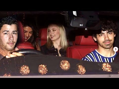 Priyanka, Nick Jonas BLUSH Seeing Media, Joe Jonas Sophie Turner Excited | Priyanka Nick Wedding